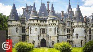 chateau de vigny geometre