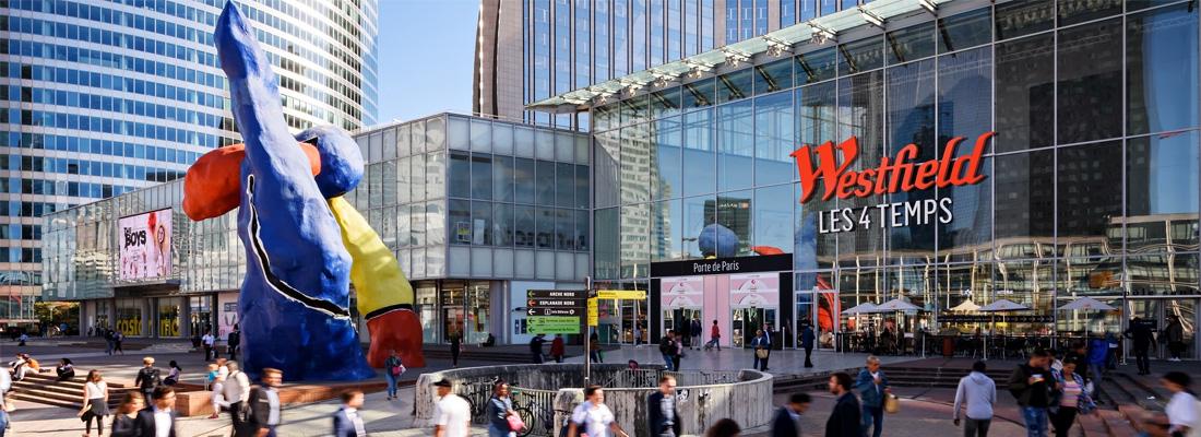 westfield les quatre temps centre commercial
